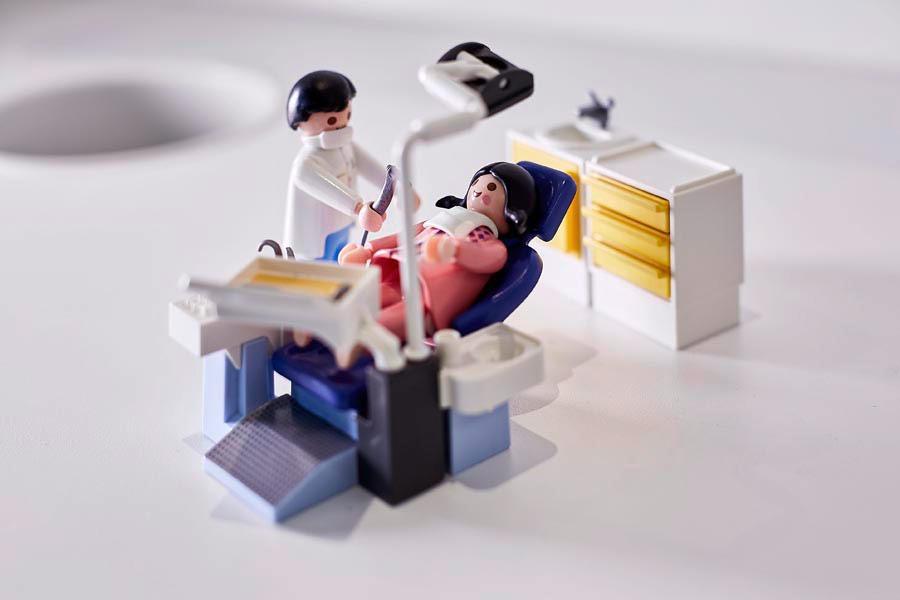 Der Zahnarztbesuch – (fast) ein Kinderspiel